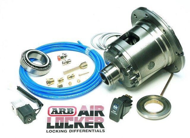 Блокировка ARB Air Locker для Chrysler / Jeep.