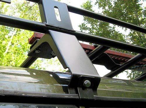Крепление для багажника на крышу авто своими руками фото