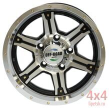 Диск OFF-ROAD Wheels 5x139,7 8xR16 ET-20 D110