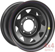 Диск OFF-ROAD Wheels 6x139,7 8xR16 ET+30 D110