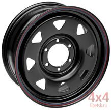 Диск OFF-ROAD Wheels 6x139,7 7xR17 ET+30 D110