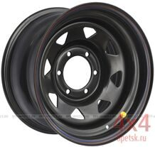 Диск OFF-ROAD Wheels 6x139,7 10xR16 ET-10 D110