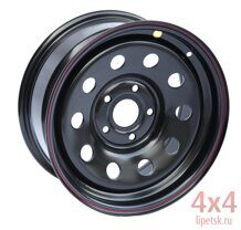 Диск OFF-ROAD Wheels 5x120 7xR16 ET+20 D65.1
