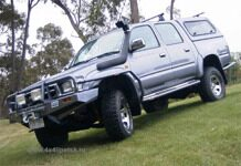 Шноркель SAFARI Toyota Hilux 167 Series