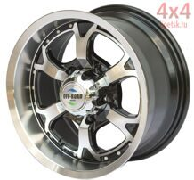Диск OFF-ROAD Wheels 5x139,7 16х8 ET+15 D110