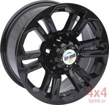 Диск OFF-ROAD Wheels 5x139,7 7,5xR16 ET+10 D110