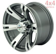Диск OFF-ROAD Wheels 5x139,7 16х8 ET-20 D110