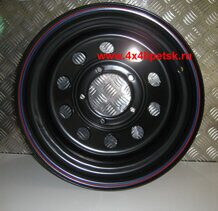 Диск OFF-ROAD Wheels 5x139,7 15х8 ET -40  (треуг.мелкий)