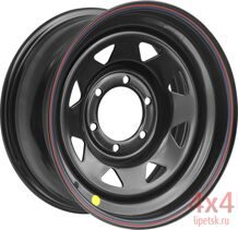 Диск OFF-ROAD Wheels 6x139,7 6x7R16 ET-15 D110