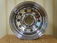 Диск OFF-ROAD Wheels 5x139,7 16х8 ET -19