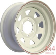 Диск OFF-ROAD Wheels 6x139,7 7xR16 ET-15 D110