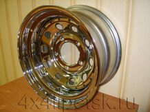 Диск OFF-ROAD WHEELS 5x150 16х8 ET-3