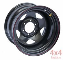 Диск OFF-ROAD Wheels 6x139,7 10xR17 ET-40 D110