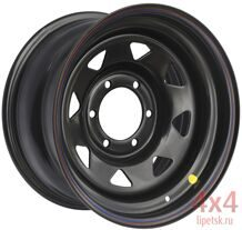 Диск OFF-ROAD Wheels 6x139,7 8xR16 ET0