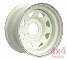 Диск OFF-ROAD Wheels 5x139,7 7xR15 ET+25 D110