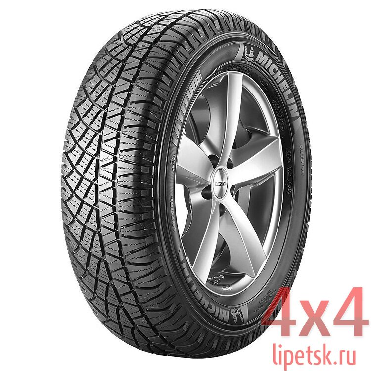 Шина Michelin Latitude Cross R17 265/70 115H