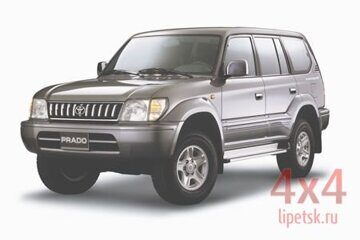 LAND CRUISER PRADO 90/95 (бензин) 5D