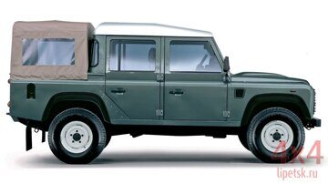 LAND ROVER DEFENDER 110 (1)