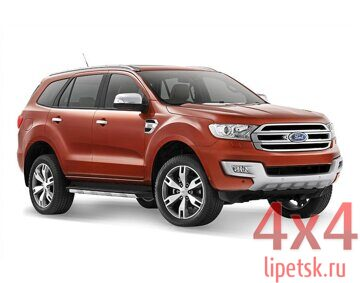 FORD EVEREST 2015+