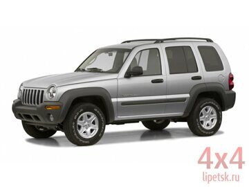 JEEP CHEROKEE LIBERTY KJ (2001-2006)