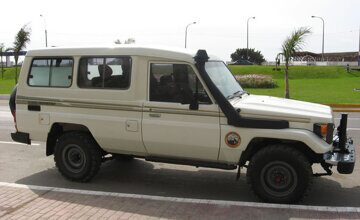 TOYOTA Land Cruiser HZJ75 03