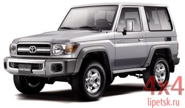 Toyota Land Cruiser (J71)